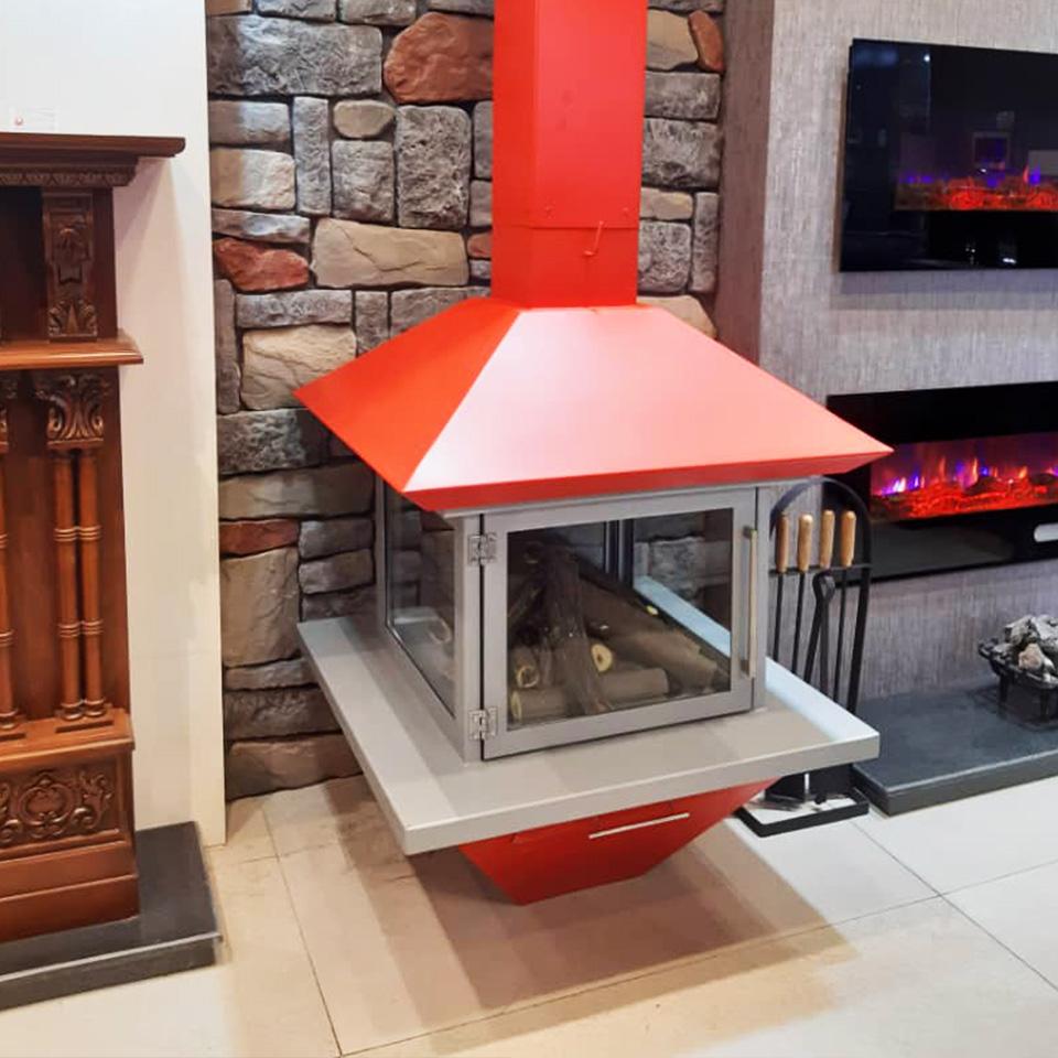 قروشگاه انلاین شومینه